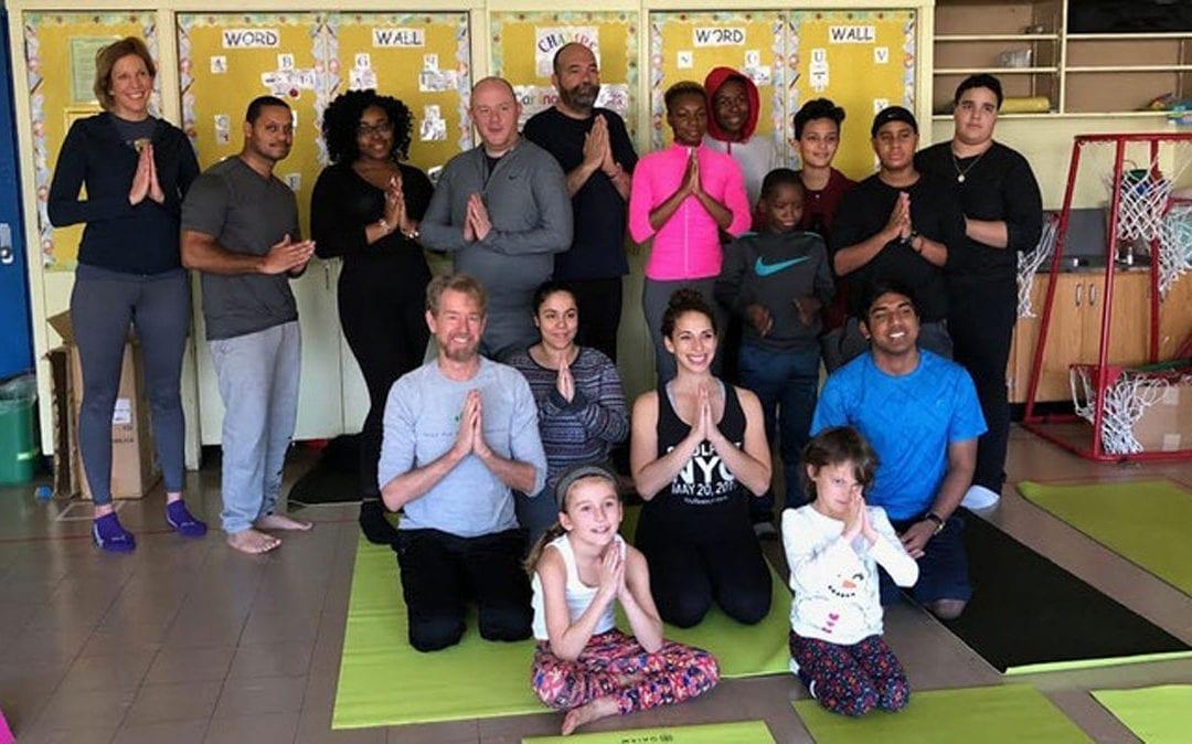 Sundae Sermon Brunch to Benefit Three and a Half Acres Yoga